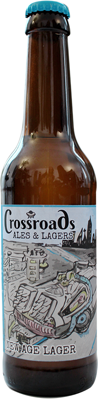 CROSSROADS – NEW AGE LAGER