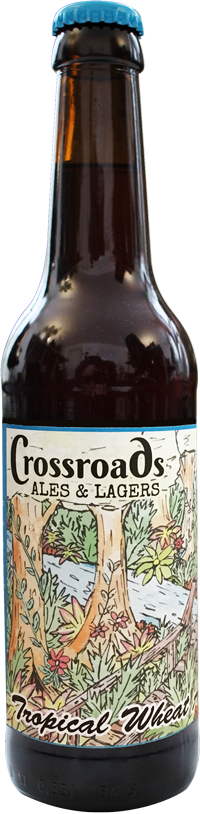 CROSSROADS – TROPICAL WHEAT ALE
